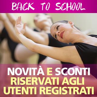 Back to school - Danza e ballo